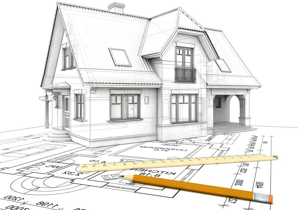 Поэтапное проектирование домов