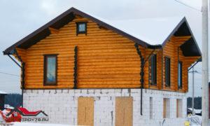 Специфика возведения домов из бруса