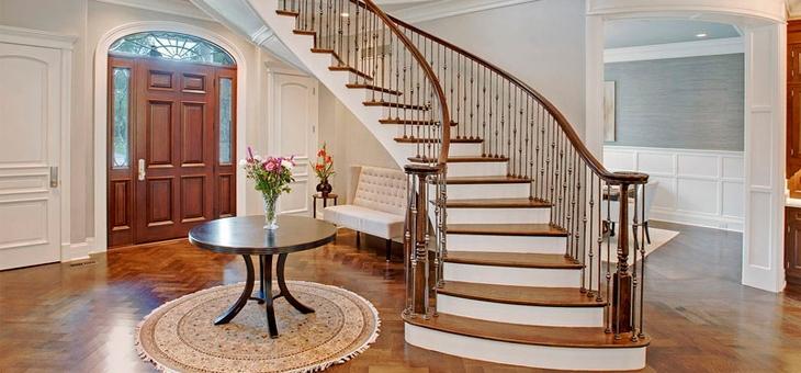 Мотаж лестниц