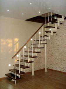 Маршавая лестница